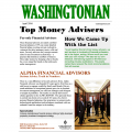 Alpha Named Top Money Adviser – Washingtonian Magazine, April 2016